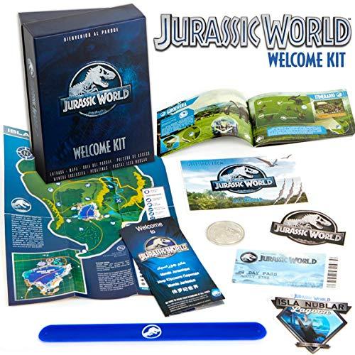 Jurassic World - Kit de bienvenida