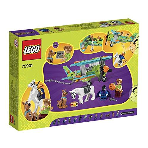 LEGO - Aventuras en el avión del Misterio, Multicolor (75901)