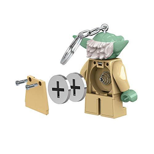 LEGO Star Wars - Llavero led Yoda 6CM