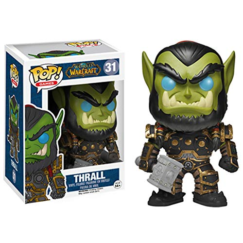LiQi Pop Vinyl: Warcraft - Thrall Figura 31#