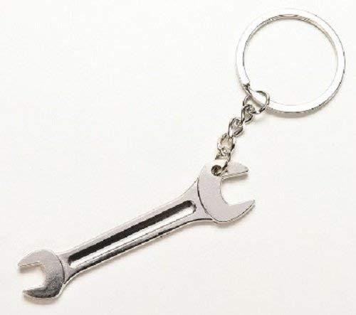 Llavero compatible con llaves inglesas desconocidas | llave mecánica | regalo | artesano