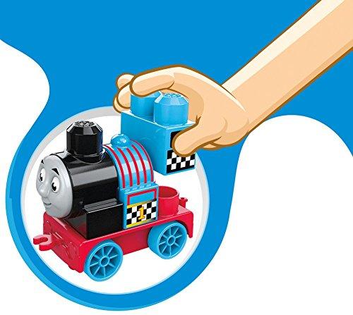 Mega Bloks Thomas & Friends - Vagón de Carreras