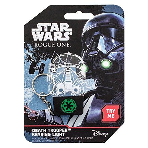 Paladone Star Wars PP3218R1 - Llavero con diseño de la muerte