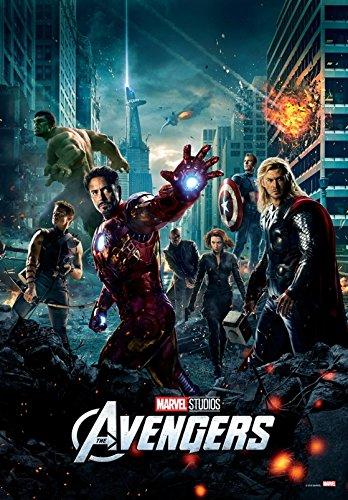Puzzle de 1000 Piezas, Marvel Avengers 10ª edición I