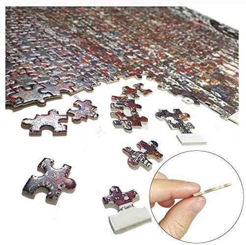 Puzzle de 500 piezas, rompecabezas para niños, adultos, jovencita en un barco, decoración especial para el hogar