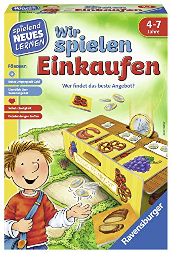 Ravensburger Spielund Lernnen 24985 - Juego de Mesa (Contenido en alemán)