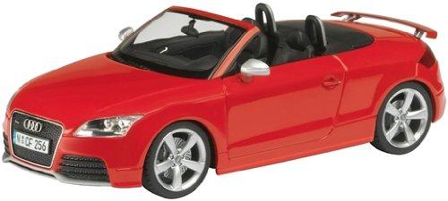 Schuco 450737700 - Audi TT RS, edición limitada (01:43) color rojo , color/modelo surtido