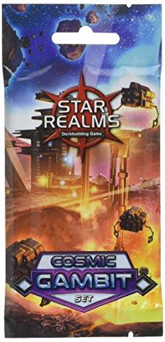 Star Realms - Paquete de expansión de Gambito Cósmico