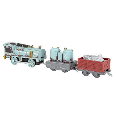 Thomas and Friends Tren de Juguete de la Locomotora Lexi The Experimental Engine, Juguetes Niños 3 Años (Mattel FJK52)