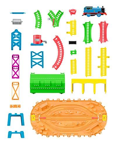 Thomas & Friends FJL41 Juego de vehículos de Juguete para niños, Multicolor