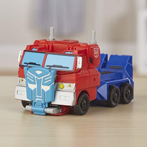 Transformers - Cyberverse Action Attacker 20 Optimus Prime (Hasbro E3639ES0)