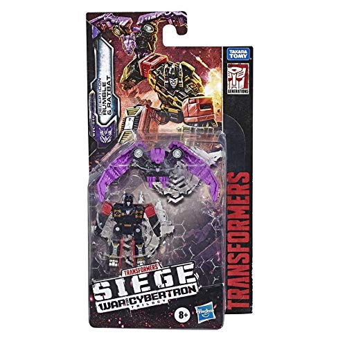 Transformers Decepticon Rumble & Ratbat Micromasters