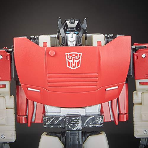 Transformers - Figurina Gen WTC Deluxe Sideswipe (Hasbro E3530ES0)