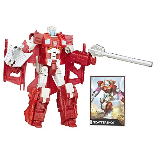 Transformers Generations Combiner Wars Voyager Class Scattershot Figure by Transformers