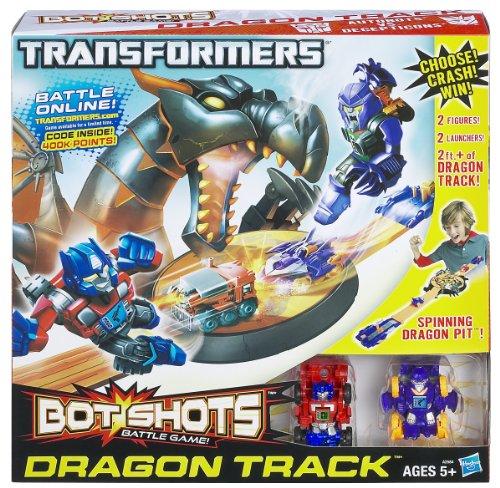 Transformers Marvel Pack de Batalla diseño BOT Shots (Hasbro A2584E24)