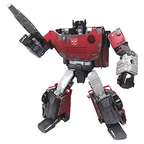 Transformers Netflix War for Cybertron Trilogy Deluxe Class Autobot Sideswipe