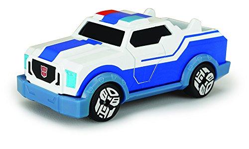 Transformers - Pack de 5 Coches de Metal, 7 cm (Dickie 3113007)