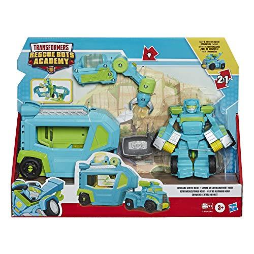 Transformers Rescue Bots Centro De Mando Hoist (Hasbro E71815X0)