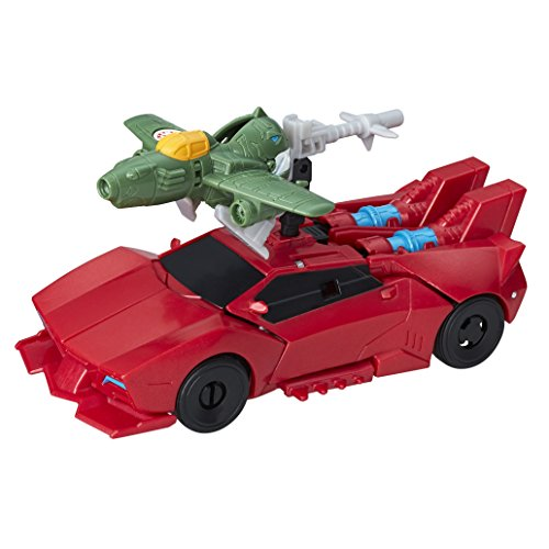 Transformers Rid Combinador de Fuerza activador Combinadores Sideswipe y Gran Juguete de Bici.