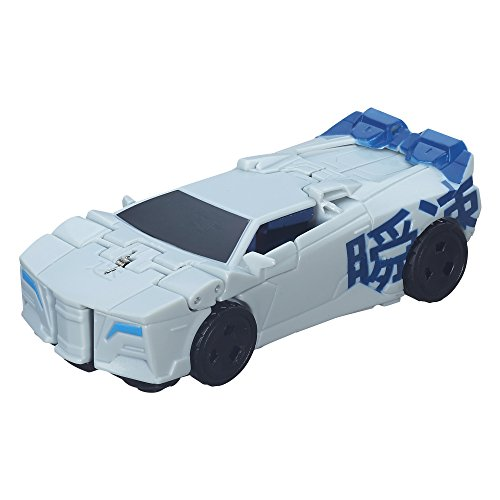 Transformers: Robots in Disguise, Cambia en 1 Paso Sideswipe