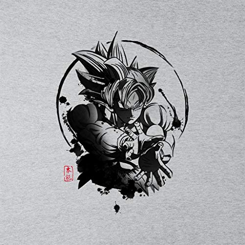 Ultra Instinct Form Dragon Ball Z Kid's Varsity Jacket