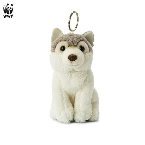 WWF 15205006 - Llavero de Lobo (10 cm)