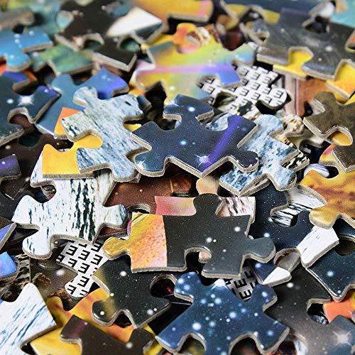 1000 Piece Puzzle Adultos niños Símbolos musicales hielo y fuego 75x50cm madera Juego de juguete abstracto Grow Landscape Juguetes Animal Art Home Decor Navidad Regalo de cumpleaños