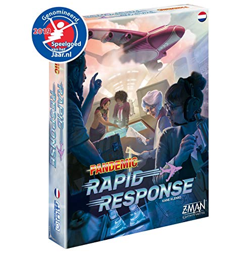 Asmodee Pandemic Rapid Response NL - NL