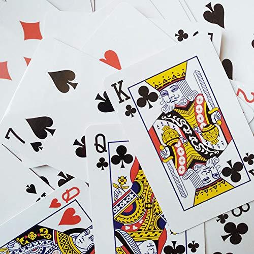 OFFbb-USA Masai Mara National Reserve Poker Juego de cartas de mesa