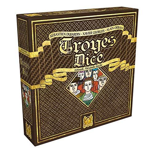 Pearl Games- Troyes Dice (PEAD0009)