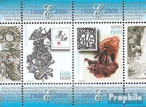 Prophila Collection Estonia Michel.-No..: Bloque 14 (Completa.edición.) 2000 Exlibris (Sellos para los coleccionistas)