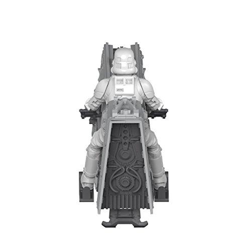 Revell Star Wars Solo Build & Play, 2 Imperial Patrol Speeder, con Sonidos, Escala 1:28 (6768)(06768), Multicolor, 18,6 cm de Largo