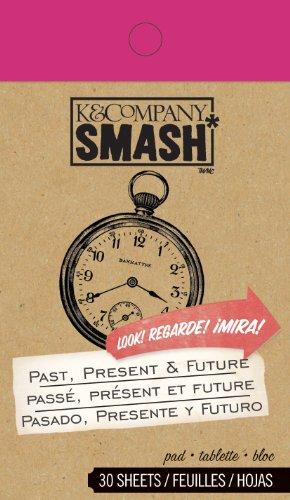 Smash Book Past Present Future Pad