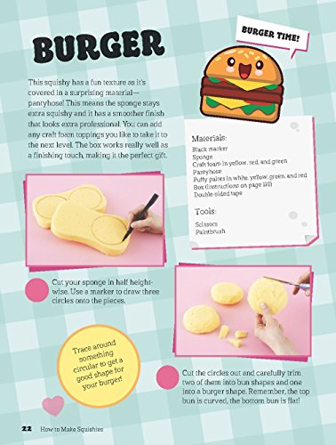 Super Squishies, Slime, and Putty: Over 35 Safe, Borax-Free Recipes (Make Your Own)