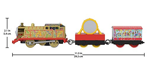 Thomas y Amigos de Fisher-Price Golden Thomas